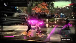 InFAMOUS first light gameplay part 3