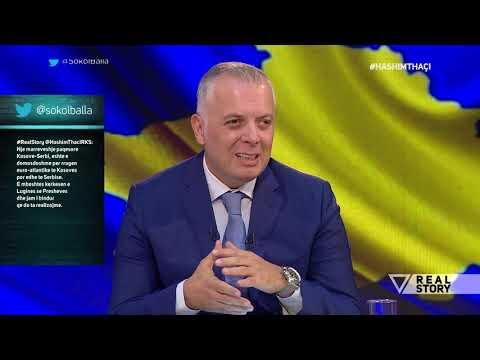 Real Story - Hashim Thaçi| Pj.1 - 20 Shtator 2018 - Vizion Plus - Talk Show