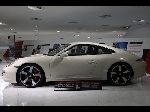 Porsche Museum Stuttgart Germany 911 50th Anniversary