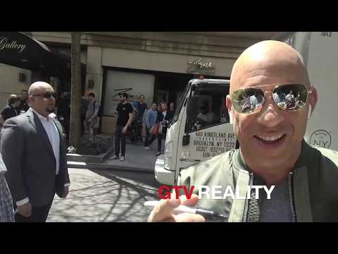 Vin Diesel cant believe how much his autograph is worth