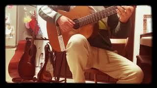 青葉市子 #ソロギター #クラシックギター #ガットギター #弾いてみた #全感覚祭 #耳コピ.
