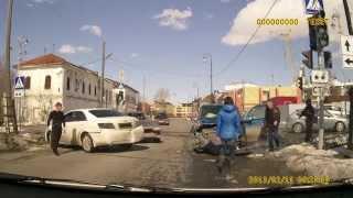 ДТП Красный свет (Тобольск авария)
