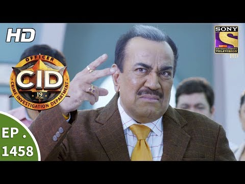 CID – सी आई डी – Ep 1458 – The Half-Visioned Witness – 3rd September, 2017