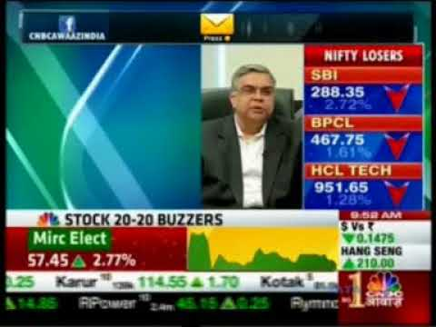 Capital Markets Updates @ GIFT CITY - Views of MD & Group CEO,GIFT City on CNBC Awaaz