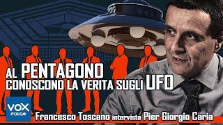 #VoxItaliaTV: AL #PENTAGONO CONOSCONO LA #VERITÀ SUGLI #UFO