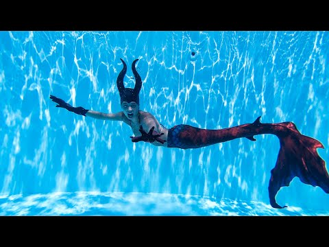 *MALEFICENT MERMAID*- Mermaid Forever Season 7 Episode 1