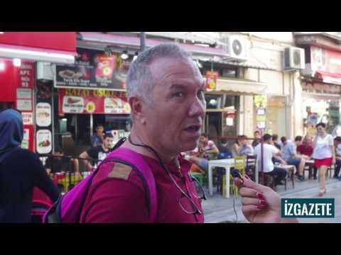 """Sokak Röportajları: """"Neden İzmir?"""""""