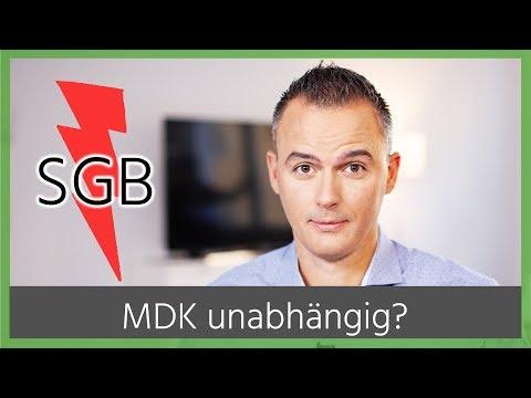 MDK Medizinischer Dienst Der Krankenversicherungen