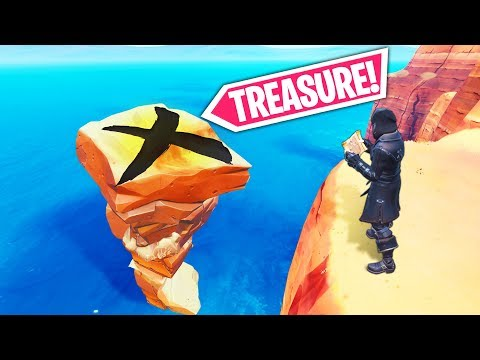 THE WORST TREASURE SPOT!! - Fortnite Funny WTF Fails and Daily Best Moments Ep.1002