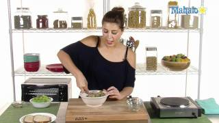 How To Make Balsamic Tuna Salad Sandwiches