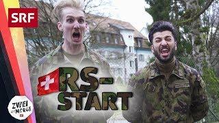Der RS-Start – wie das Militär wirklich ist | Zwei am Morge thumbnail