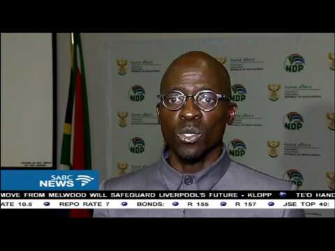 Home Affairs Minister meets diplomats across the African continent