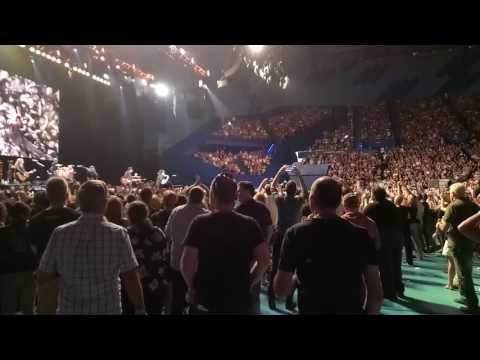 Bruce springstein concert Perth 2017