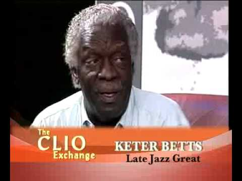 The Clio Exchange-5 Minutes with Keter Betts   Part 3