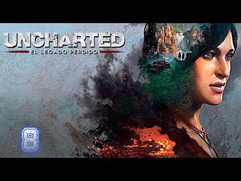 Uncharted: El Legado Perdido  - Capítulo 8: Shoreline (Let´s Play En Español)