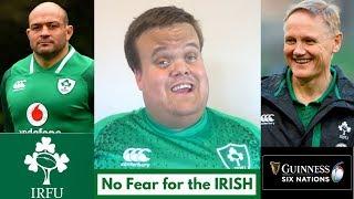 Six Nations 2019: No Fear for Irish Rugby   Gareth Mason
