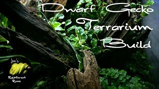 How To Make A Bioactive Terrarium - Step By Step Build