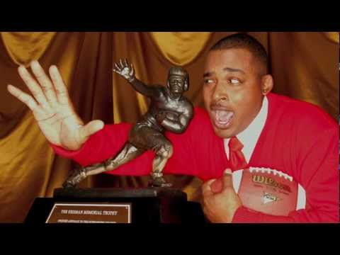 "Vote for ""My Heisman"" - Andre Ware"