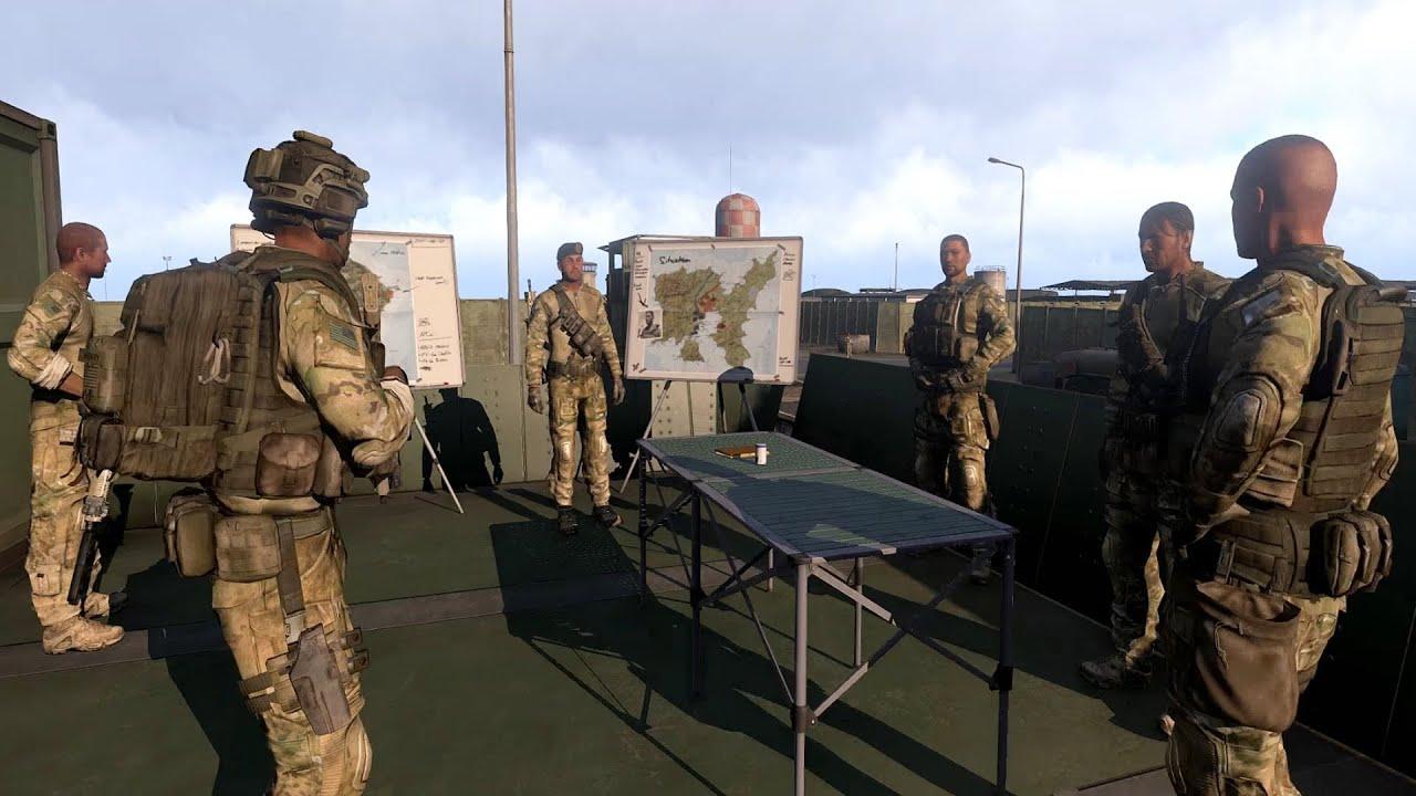 Wot I Think: Arma 3's Campaign | Rock Paper Shotgun