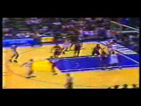 1992-1993 NBA Top 10 Plays NBA Action