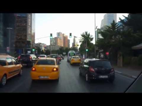 İSTANBUL - ZİNCİRLİKUYU -- MECİDİYEKÖY