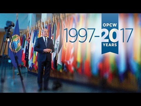 OPCW Director-General's 20th Anniversary Video: A Message of Progress