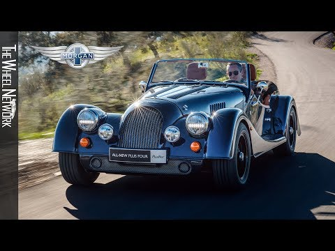 The New Morgan Plus Four | Driving, Interior, Exterior