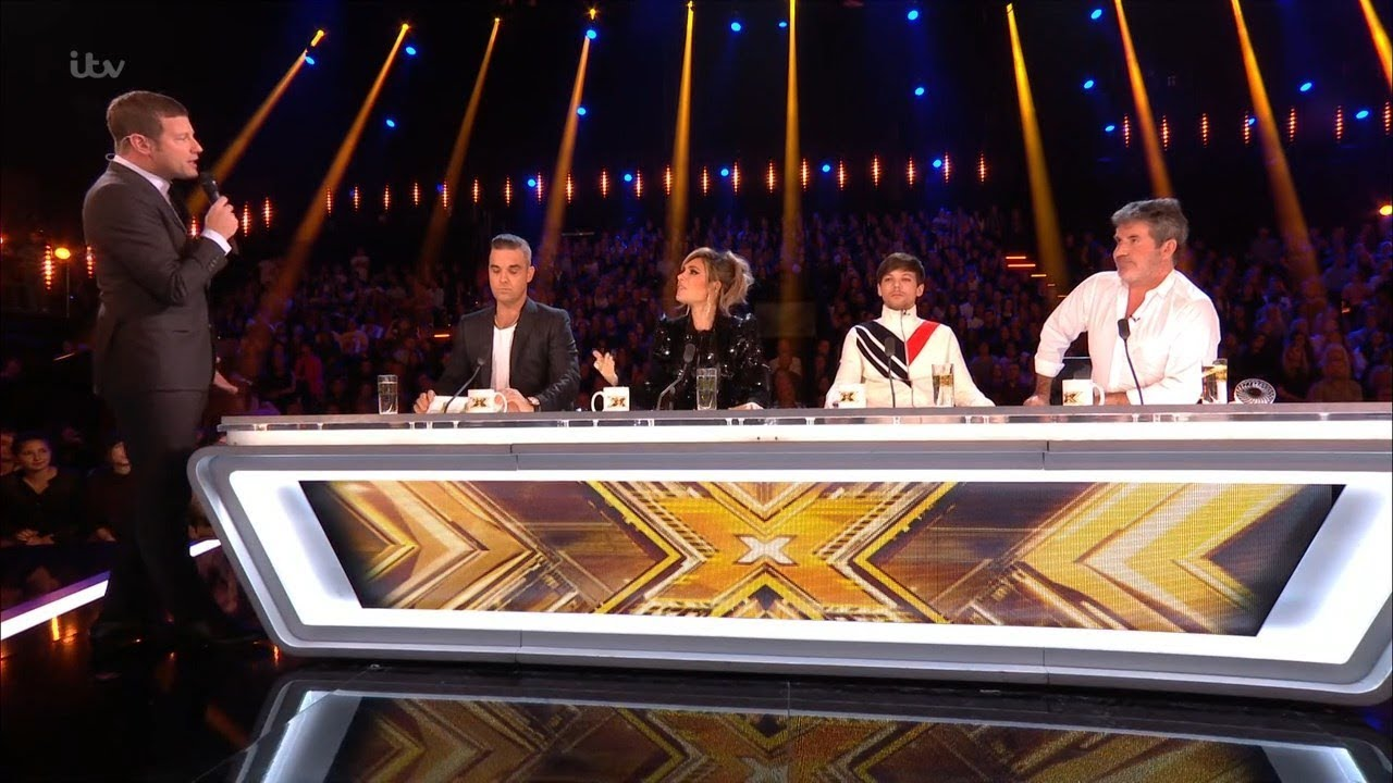The X Factor UK 2018 The Judges Take Live Shows Round 2 ...