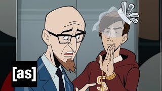 S7 Sneak: The Terminus Mandate | The Venture Bros. | Adult Swim