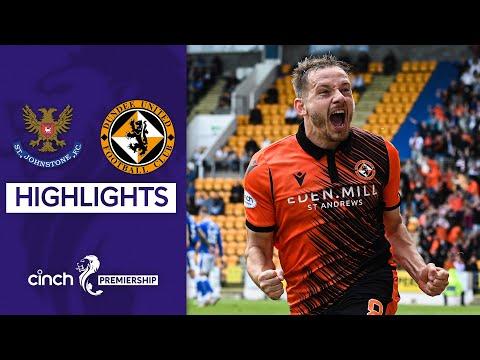 St. Johnstone Dundee Utd Goals And Highlights
