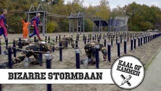 Bizarre stormbaan | Leger