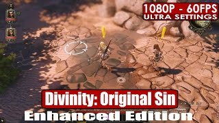 Divinity Original - Sin Enhanced Edition gameplay PC HD [1080p/60fps]
