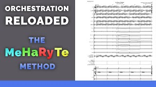 Orchestration Reloaded: The MeHaRyTe Method