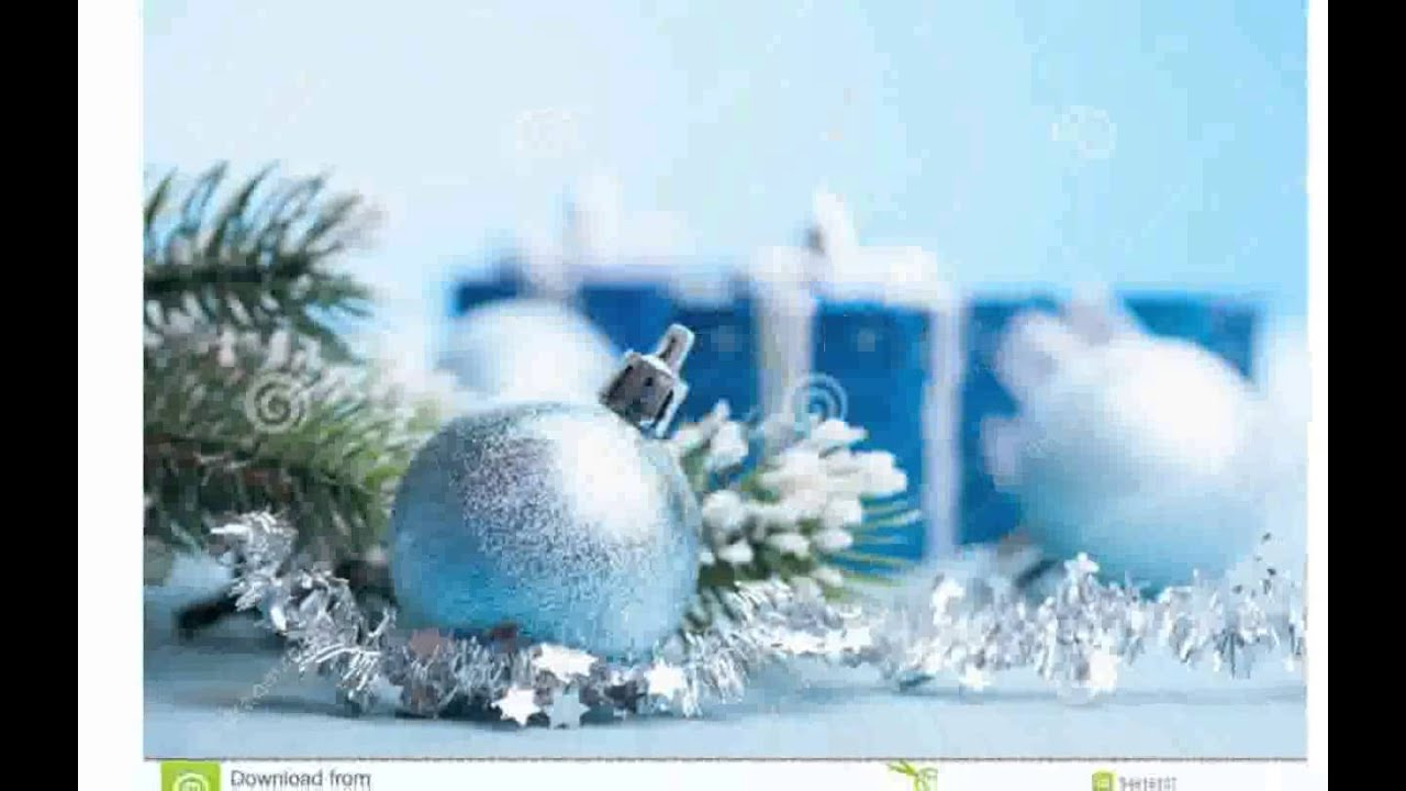 its youtube uninterrupted - Blue Christmas Decorations