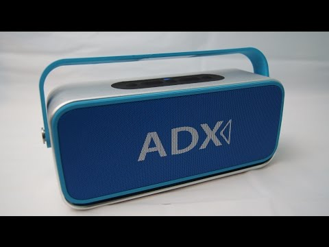 ADX X05-UE3 Unboxing & Review BEST SPEAKER EVER!