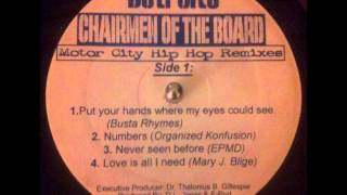 Organized Konfusion - Numbers (Remix)