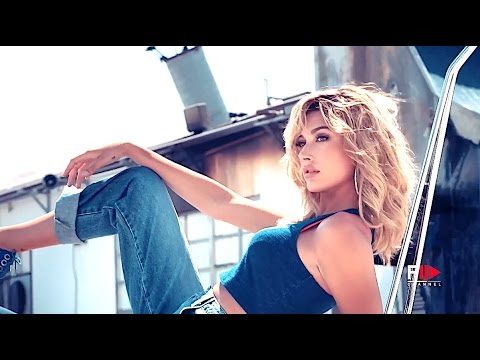 GUESS Originals 1981 Anniversary Backstage Campaign feat. Hailey Baldwin - Fashion Channnel