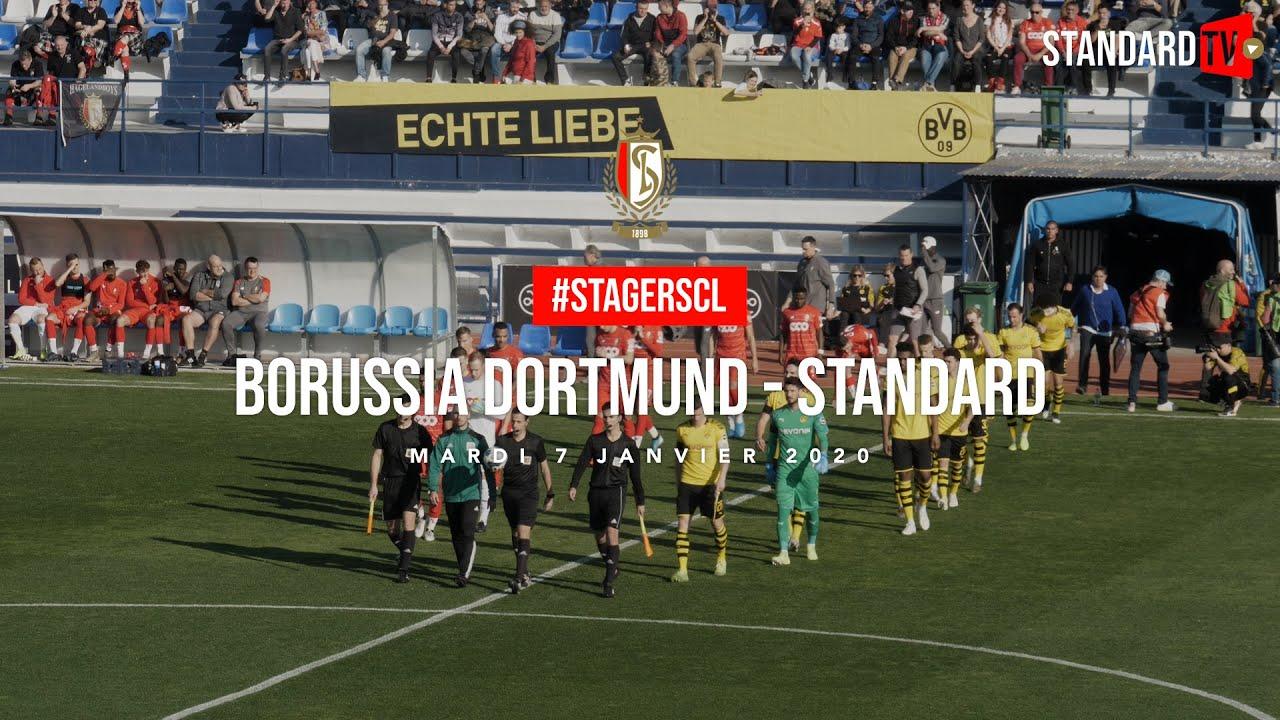 Стандард  0-0  Боруссия Дортмунд видео