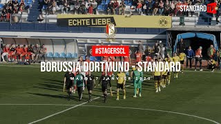 🤝 Borussia Dortmund - Standard : 0-0 🎥