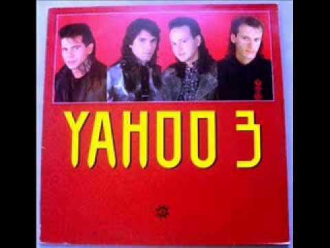 YAHOO 3 LP COMPLETO