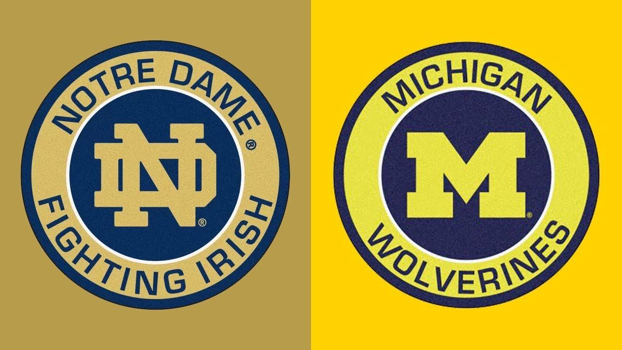 Staff Score Predictions: Michigan vs. Notre Dame
