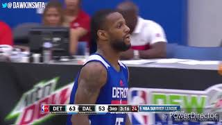 NBA LET HIM PLAY!!!!! l Ungaurdable 5'9 slasher Pierre jackson