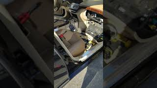 08 mercedes s550 bluetooth aux in ipod hack bypass