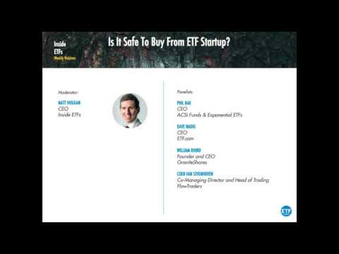 Is it Safe to Buy ETFs From ETF Startups?