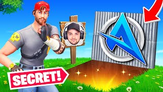 I found *ALL* the SECRETS in the Fortnite Ali-A World!