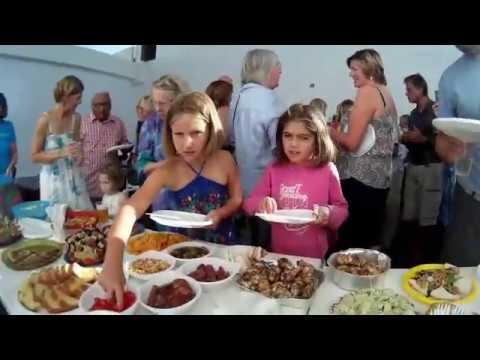 Barbados 50 – Canaries 1 Lanzarote