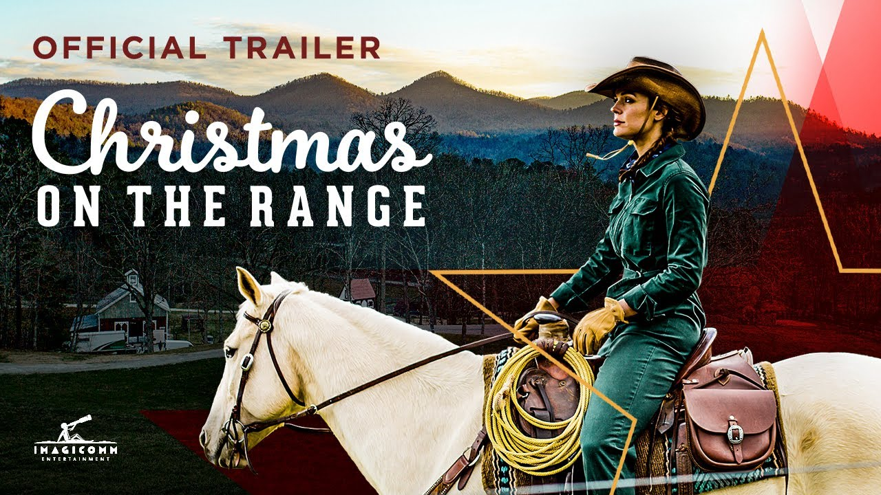 Christmas With A View 2020 Trailer Christmas on the Range | Official Trailer   YouTube