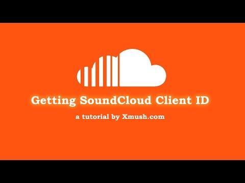 Getting SoundCloud API Client ID