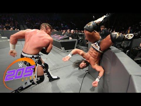 Tony Nese vs. Buddy Murphy - WWE Cruiserweight Championship Match: WWE 205 Live, April 9, 2019