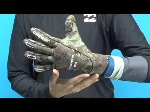 Cressi UltraSpan 2.5mm Gloves |  PleasureSports Com